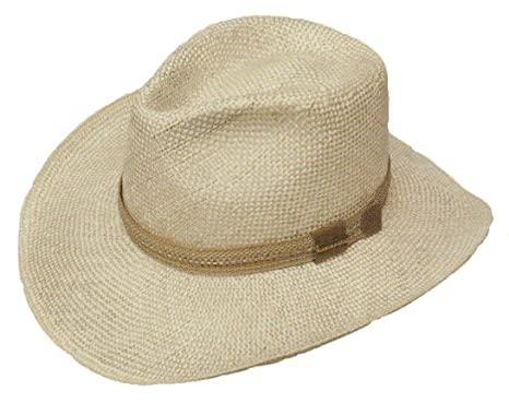 e2b339d7486 Stetson Benton Panama Hat at Amazon Men s Clothing store