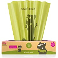 Earth Rated Extra Large Eco-Friendly Poop Bags, Lavender-Scented, Poop Bags for Large Dogs, 225 Bags on a Large Single…