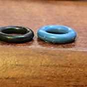 Amazon Com Cherry Mx Rubber O Ring Switch Dampeners Blue
