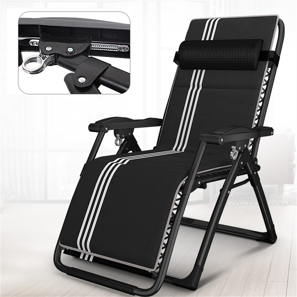 Amazon.com: Silla reclinable plegable con reclinación de ...