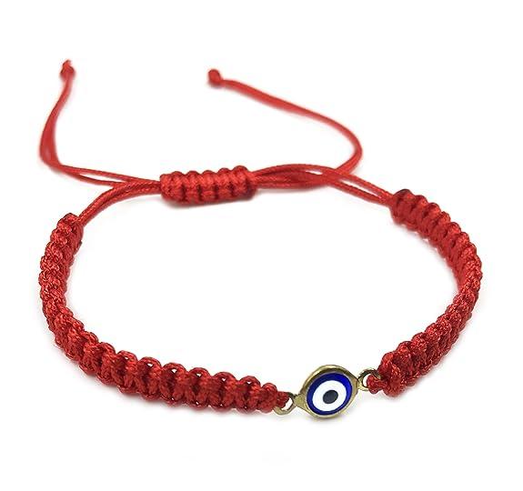 81c1be12bfd8 7 pulseras de Kabbalah para atraer buena suerte y protección a tu ...