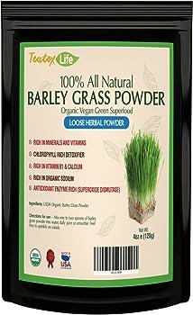 Teatox Life Barley Grass Juice Powder