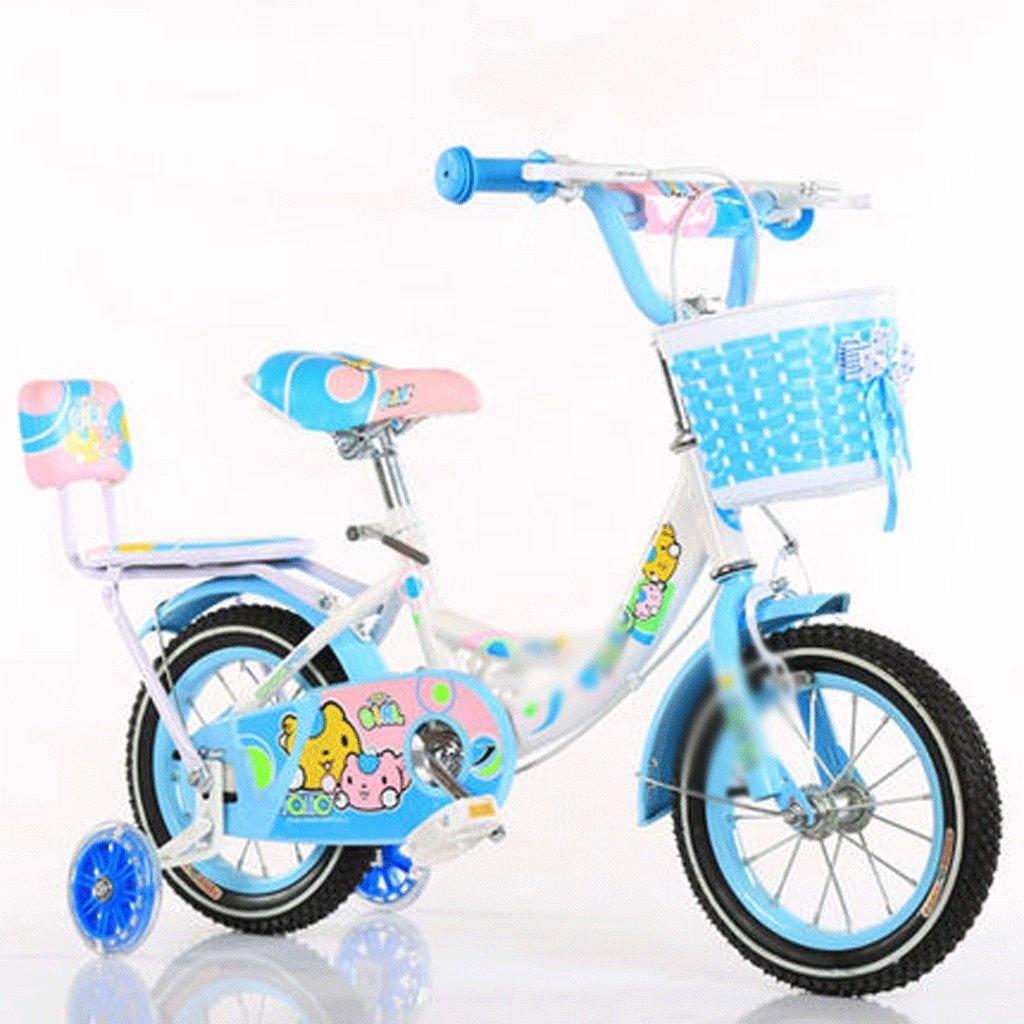 自転車 子供の自転車バイク2-3-4-6-7-8-9-10歳の女の子のメンズ自転車141618インチのベビーカー (サイズ さいず : 18inch) B07DPNK8JL 18inch 18inch