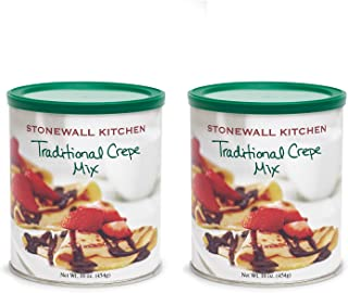product image for Stonewall Kitchen Traditional Crepe Mix, 16 Ounce - 2 pack