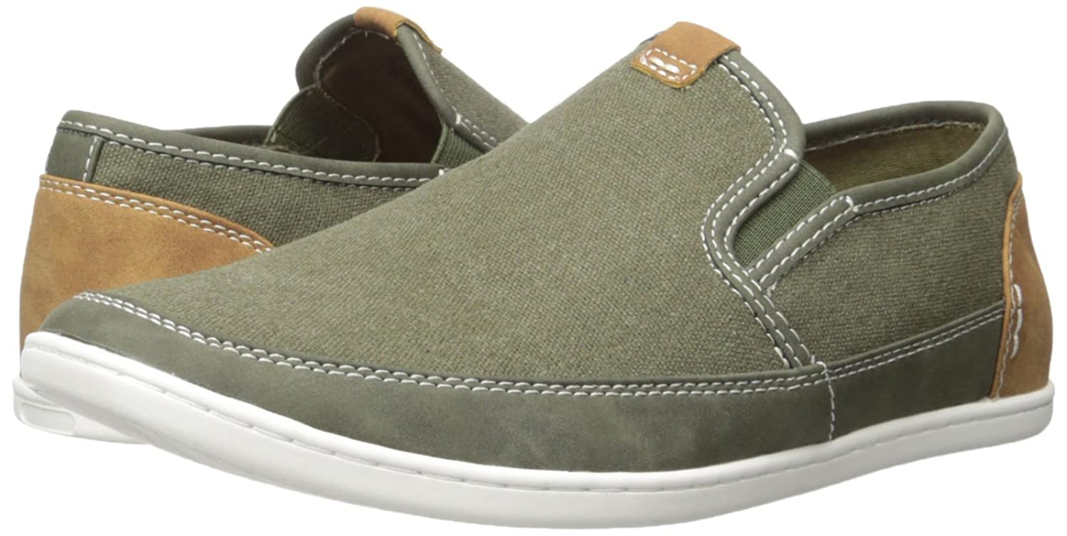 Amazon.com | Steve Madden Men's Foleeo Fashion Sneaker, Olive Fabric, 13 M  US | Fashion Sneakers