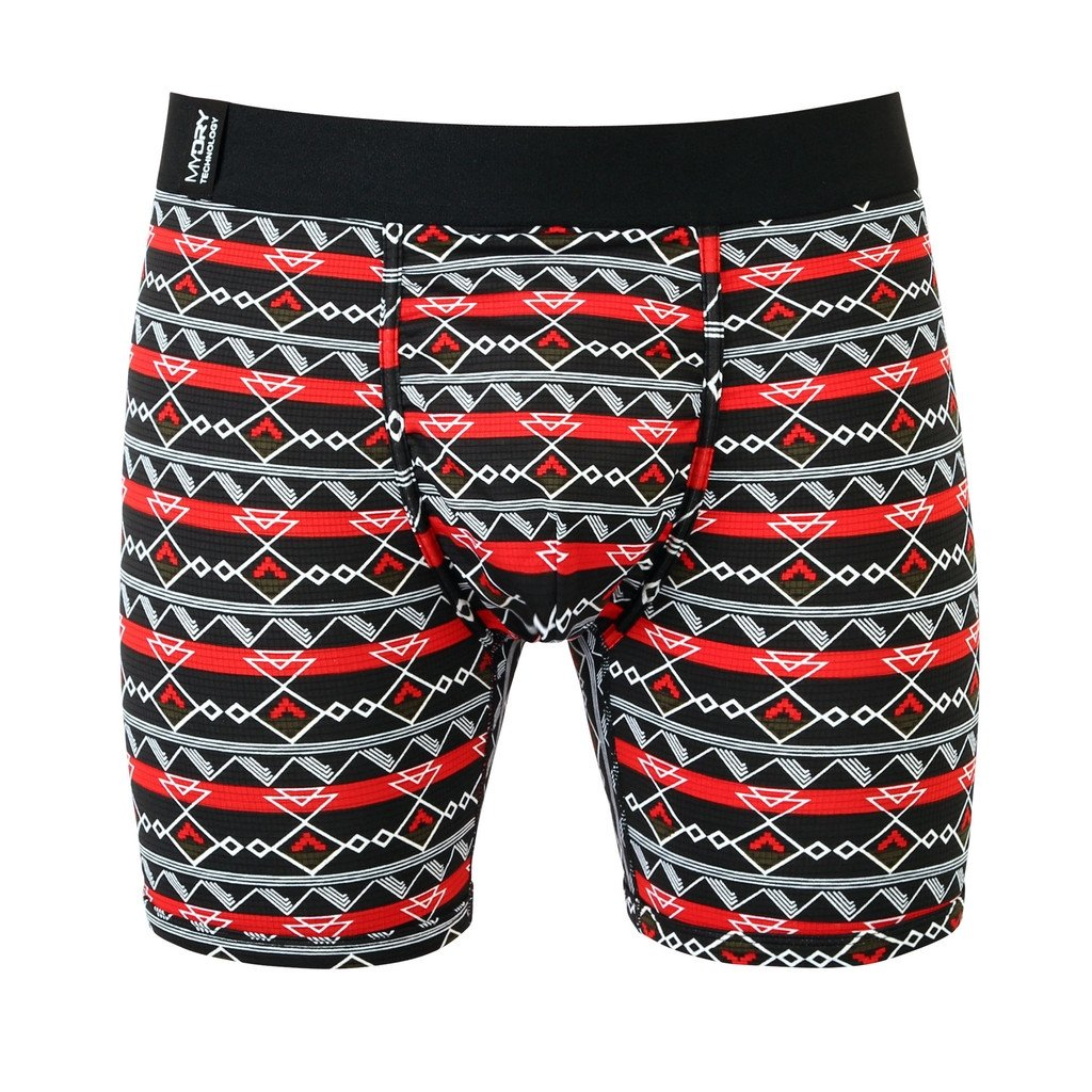 MyPakage Action Boxer Brief - Knight Native - S (30-32) by MYPAKAGE