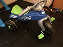 Great Motor Cycle For Little Boys! Very Sturdy and Durable!
