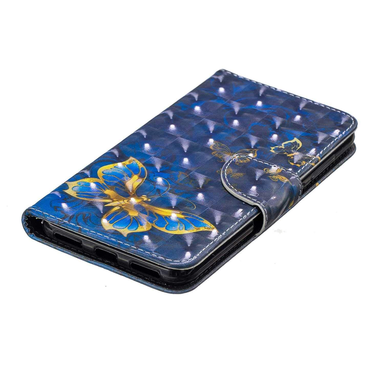 Coque Xiaomi Pocophone F1 Bear Village/® 3D Imprim/é Cr/éatif /Étui en Cuir avec Gratuit Protection D/écran en Verre Tremp/é et Fentes Carte de Cr/édit pour Xiaomi Pocophone F1 #1 Flamant