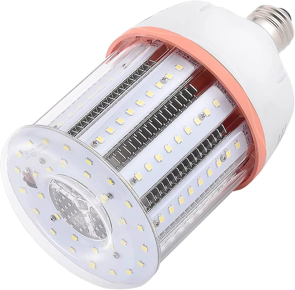 KAWELL 150W Daylight LED Corn Light Bulbs E39 Base 22000 Lumens 3000K Warm White Replacement for 600W to 700W Equivalent Metal Halide Bulb HID CFL HPS UL Listed DLC Certified