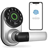 NGTeco Keyless Entry Door Lock with Handle Deals