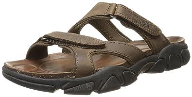 KEEN Women's Sarasota Slide Casual Shoe, Cascade Brown, ...