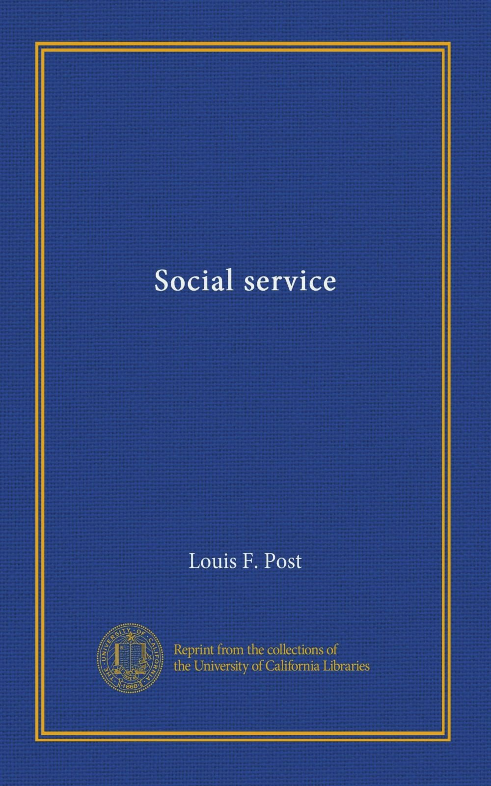Social service pdf