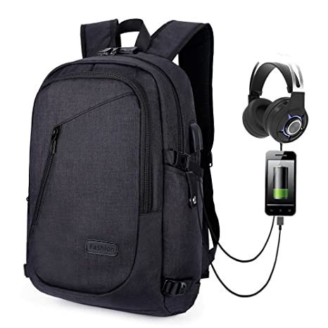 78d0f50ff9 Amazon.com  Peicees Laptop Backpack