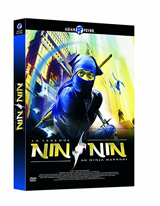 Amazon.com: Nin Nin, La Legende Du Ninja Hattori - Edition 2 ...
