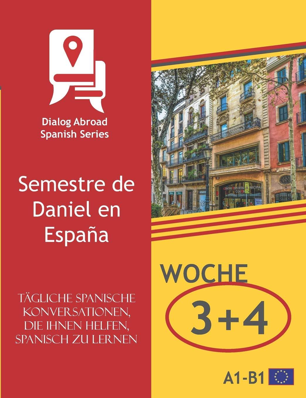 spanischer schritt beibringen