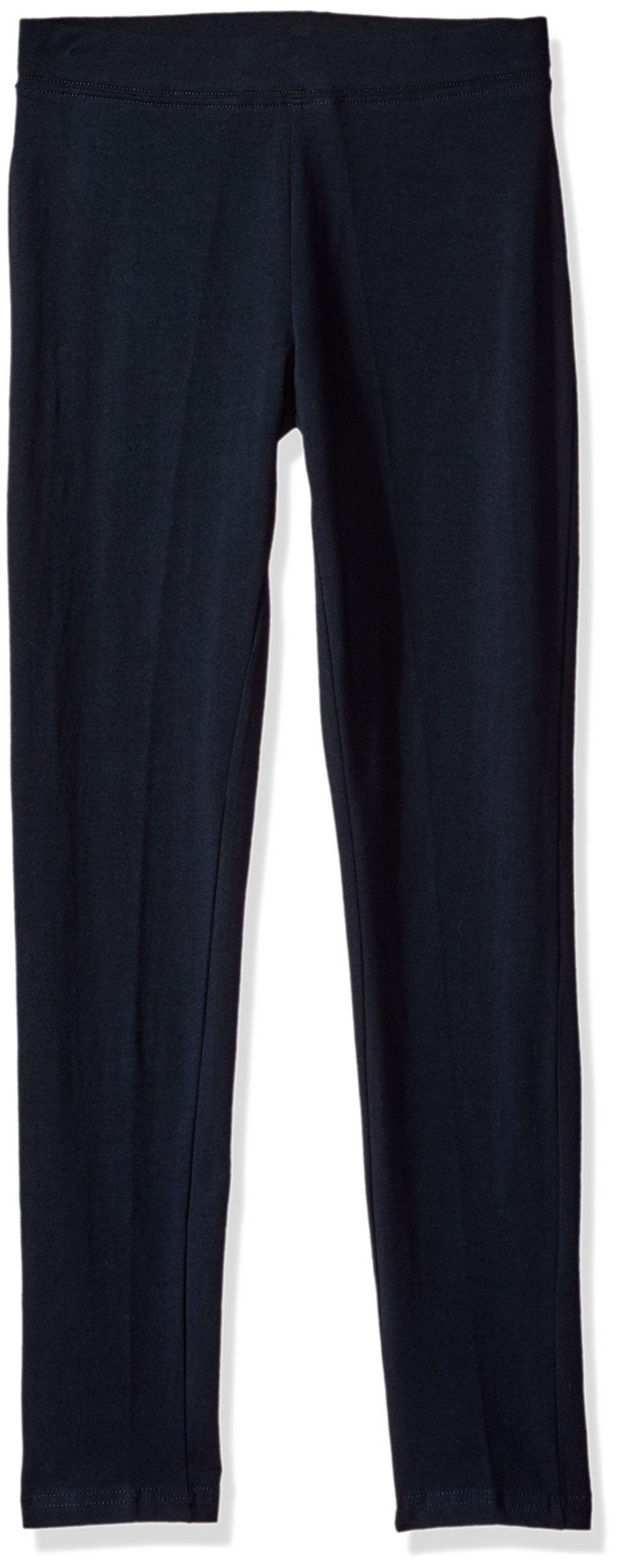 French Toast Big Girls' Ankle Length Legging, Navy, 14