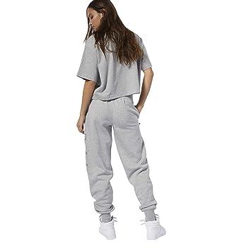 6cd8f874704fa Reebok AC GR Pant Pantalon Femme  Amazon.fr  Sports et Loisirs