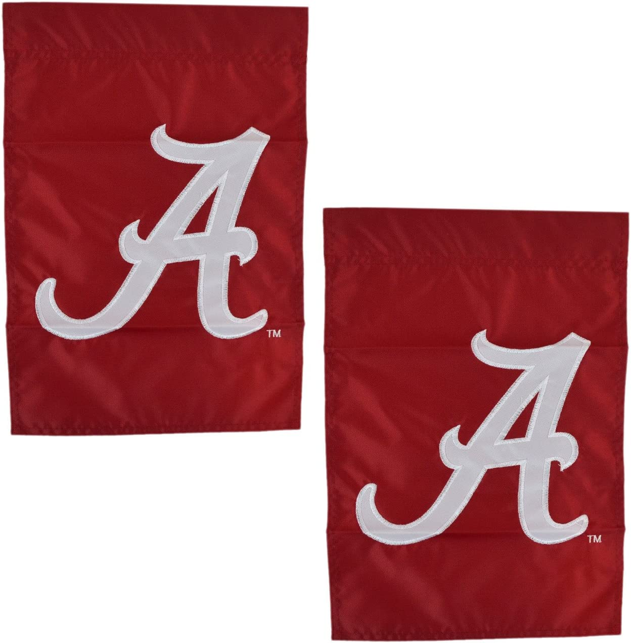 Ohio State Buckeyes Party Animal Official NCAA Fan Shop Authentic 2-Pack Mini Garden//Window Flag