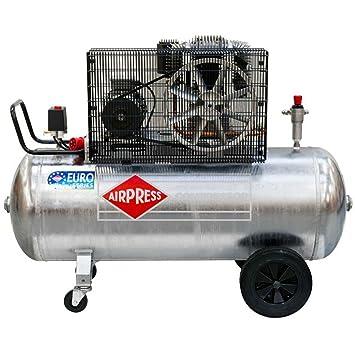 BRSF33 ® ölgeschmierter Compresor De Aire Comprimido GK 700 - 200 (4 KW, 11 bar, 270L Caldera, 400 V) Gran pistón de Compresor: Amazon.es: Bricolaje y ...
