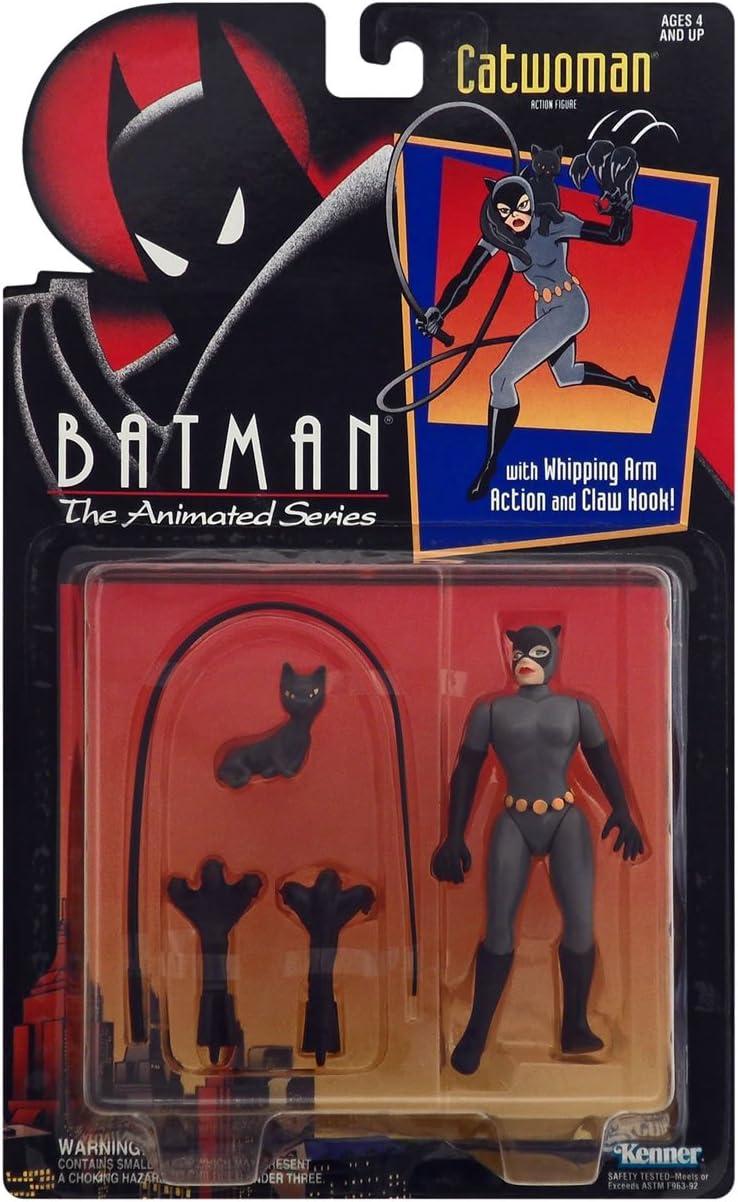 Man-Bat 1992 BATMAN THE ANIMATED SERIES Kenner MOC