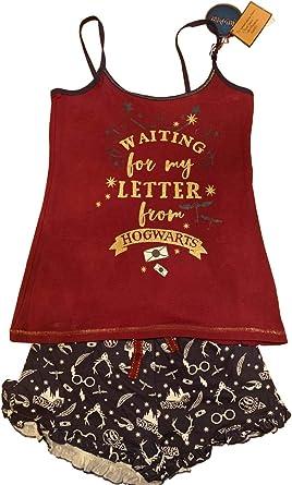 Harry Potter Women/'s Vest Pyjama Top Don/'t Let The Muggles Get You Down Primark