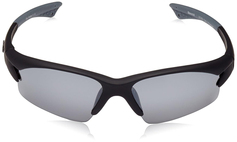 Brunotti Herren Sonnenbrille The Gorge 6 Sunglass, Black Mat Rubber Touch, One size, 141115914