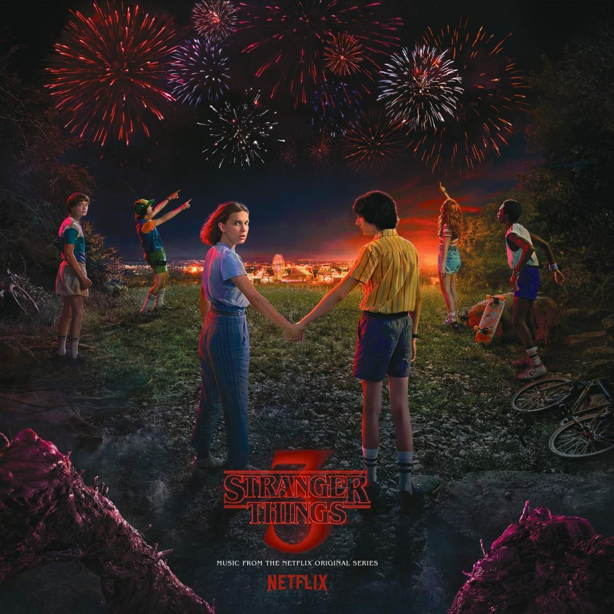 Stranger Things: Soundtrack from the Netflix Original Series, Season 3 by SMG