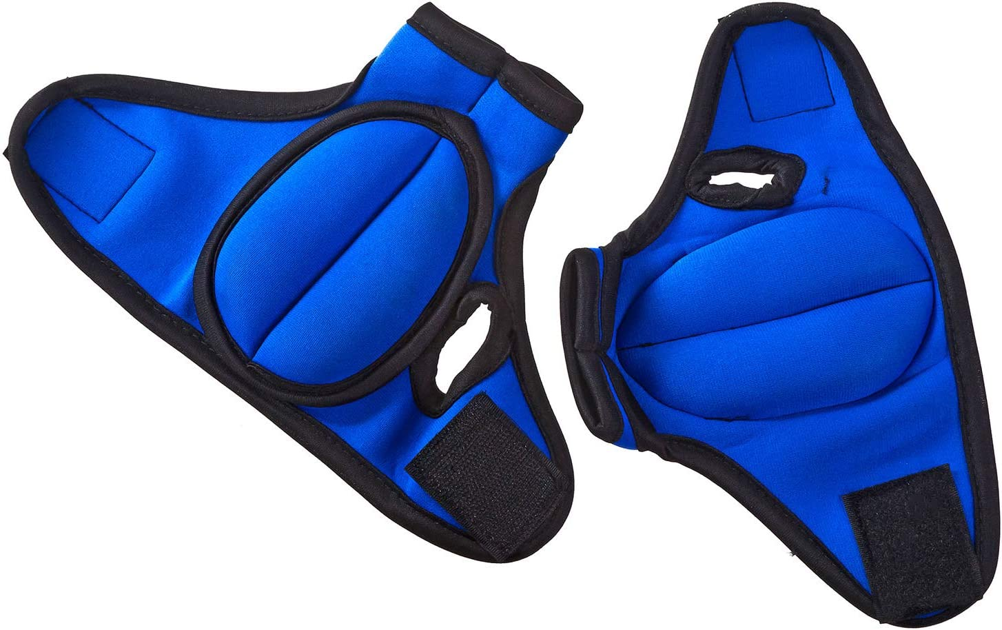 ProsourceFit Weighted Gloves - Blue : Exercise Gloves : Sports & Outdoors