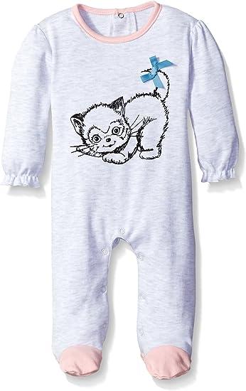 LITTLE ME BABY Girls Kitten  SLEEPER 9 Months.