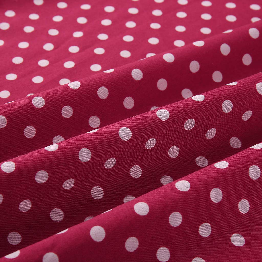 Amazon.com: LUXISDE Blusa de cuello en V con estampado ...