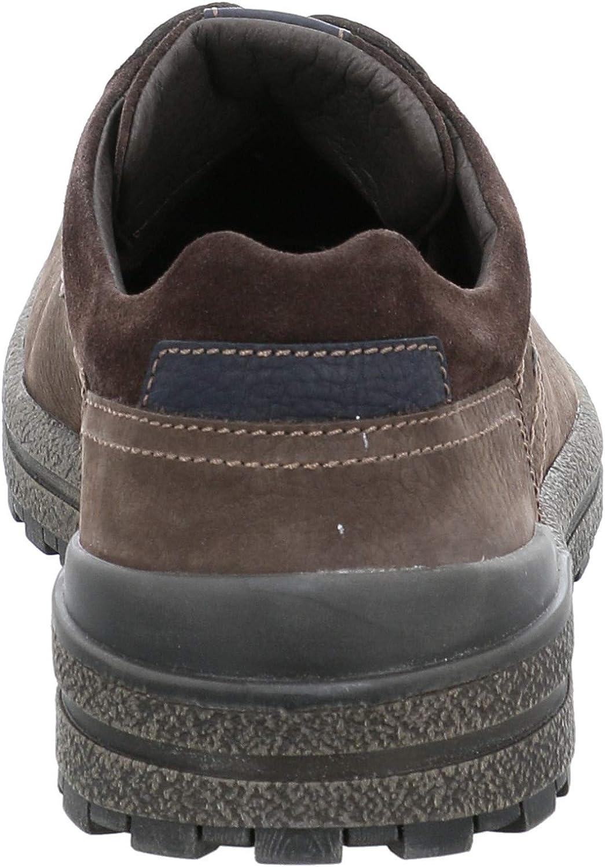 Josef Seibel Homme Chaussures à Lacets Emil 24, Chaussures Confortables Marron