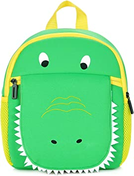Baby Gift Dinosaur Backpack School Bag Boy Girl Cartoon Kindergarten