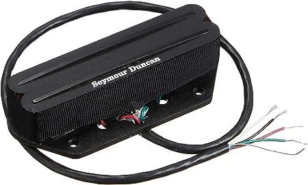 SeymourDuncan PU セイモアダンカン ギター用 ピックアップ STHR-1b BLK (ブリッジポジション用) 【国内正規品】