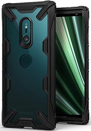 Amazon.com: Ringke Fusion-X - Carcasa para Sony Xperia XZ3 ...