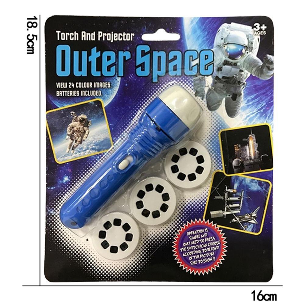 Katurn Mini Projektor Spielzeug - Geschichte Classic Storybook Taschenlampe Bildungsprojektor Spielzeug