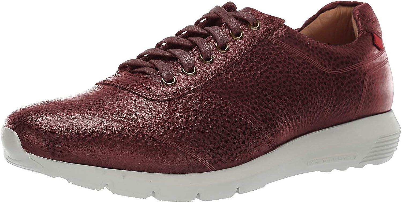 Marc Joseph New York Mens Leather Chelsea Sneaker