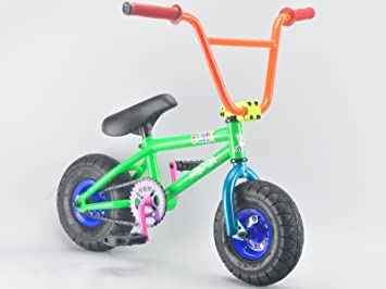 Niños adultos Rocker Mini BMX – acrobacias trucos bicicleta Funk ...