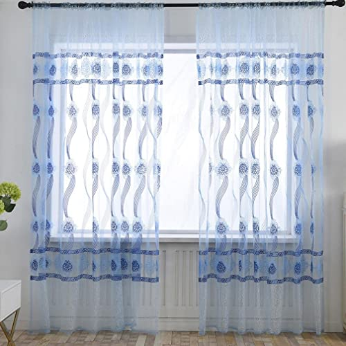 Amazoncom Curtain 2 Panel Clearance Beautiful Elegance Floral