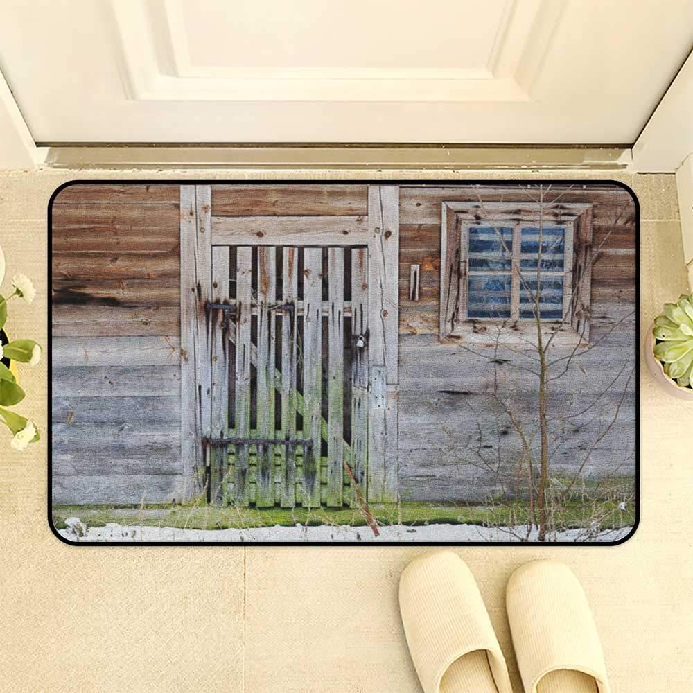 Amazon.com: Alfombra de baño primitiva con diseño de ...