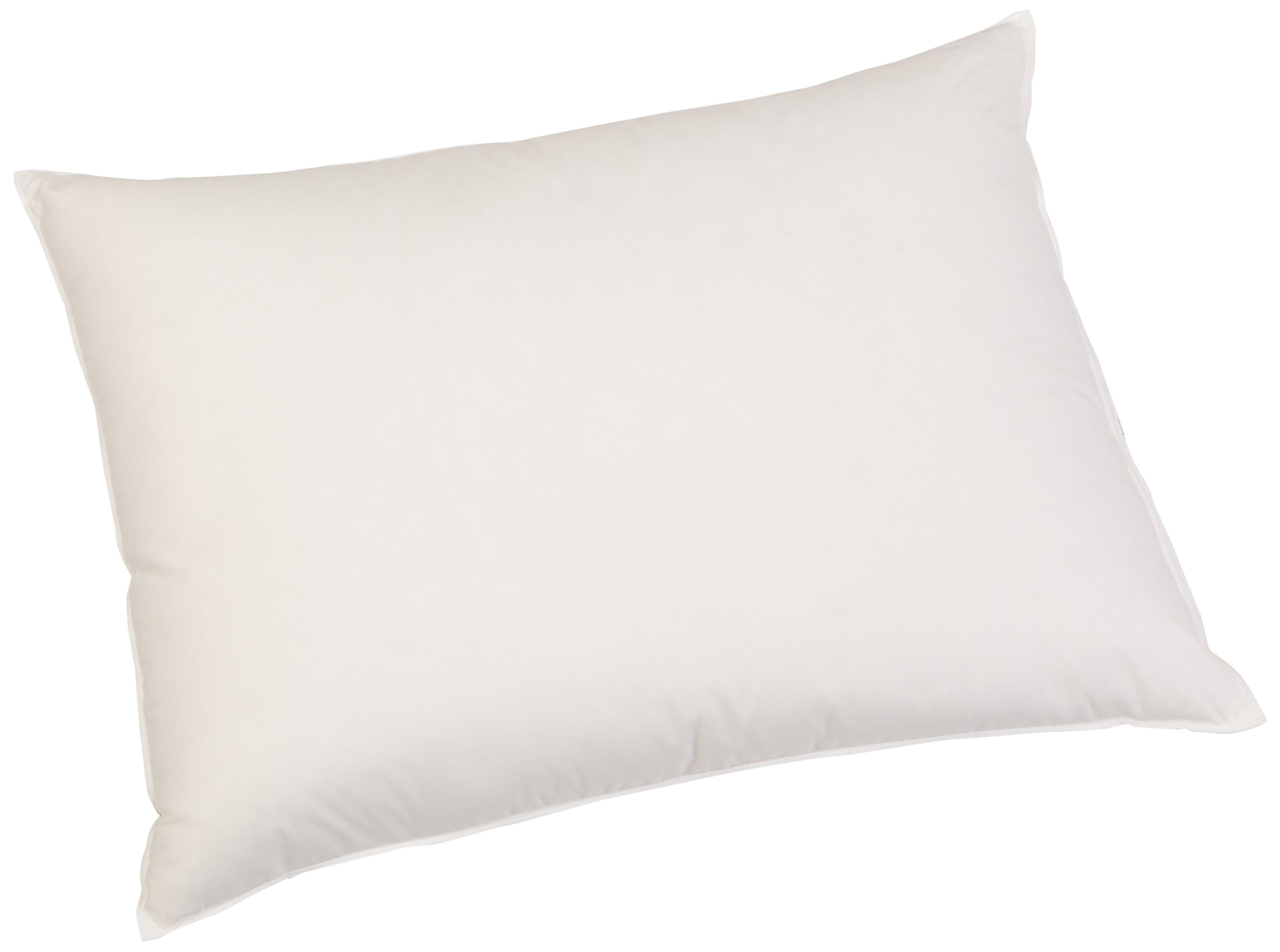 Coyuchi Down Pillow Insert, King, White by Coyuchi