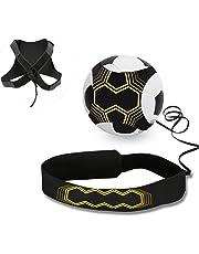 Kit per l'Allenamento, Mopalwin Trainer da Calcio per Bambini e Adulti per calciare col Pallone per i bambini cintura regolabile
