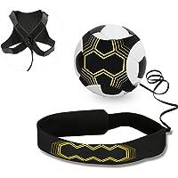 Kit per l'Allenamento, Mopalwin Kit di allenamento individuale per calciare col Pallone per i bambini cintura regolabile