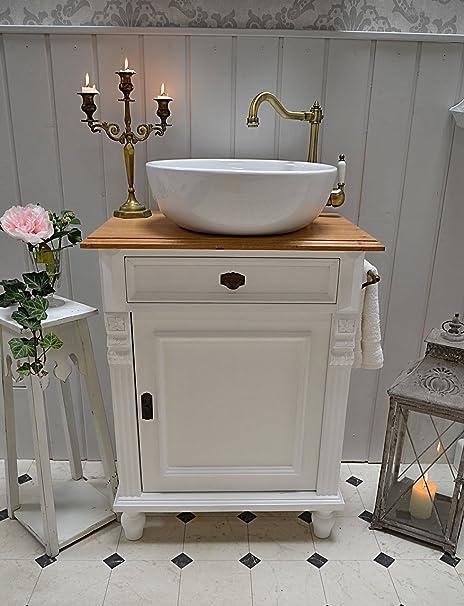 País & Amor de Muebles de baño GmbH Grenadine: rústico de Lavabo,