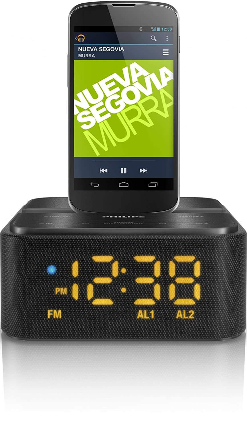 Philips AS170 AS 170 Android Bluetooth Wireless Chariging Docking