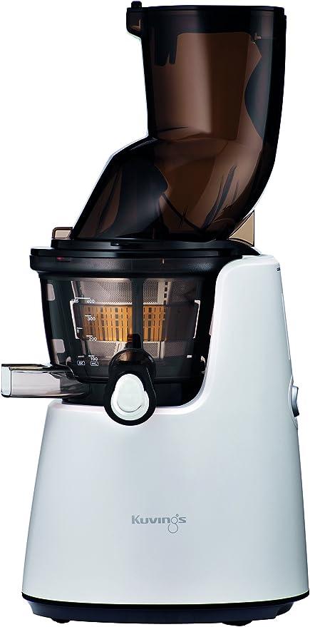 Kuvings Whole Juicer C9820 - Extractor de zumo, color blanco mate ...