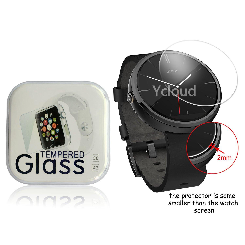 Ycloud Protector de Pantalla para Motorola Moto 360 (1ª Generación ...