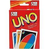FUNTOK UNO Card Game 108 Sheets