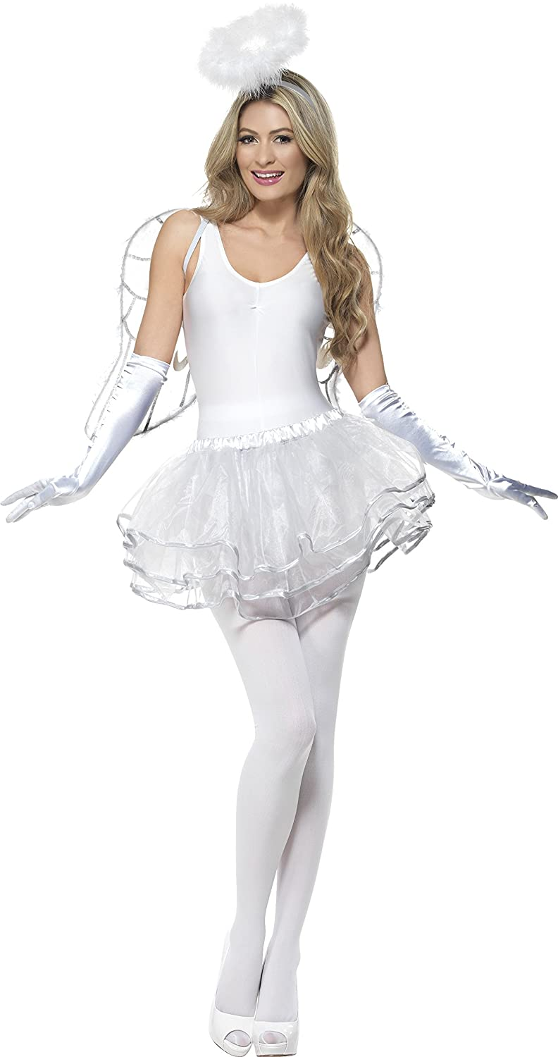 Amazon.com: Smiffys Angel Instant Kit with Tutu Wings and ...
