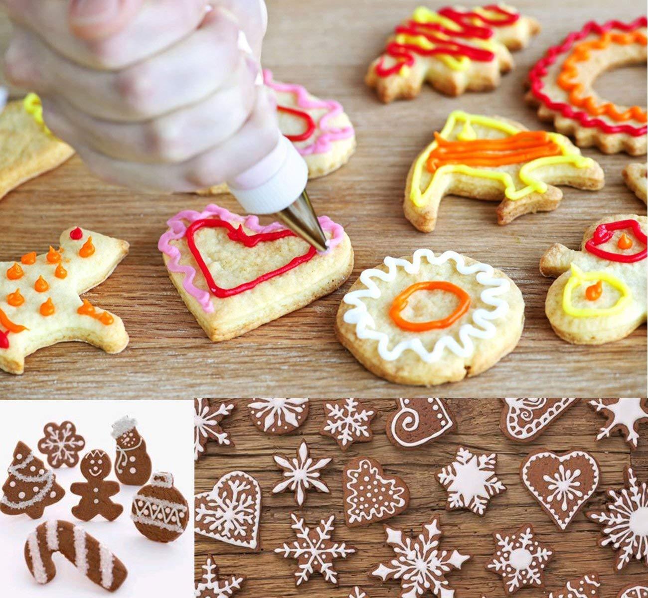 Fondente Biscotti Cupcake e Macaron CHENs sac à Poche da ...