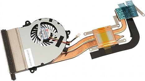 msi Ventilador con disipador (CPU) Original GS70 (MS-1772): Amazon ...